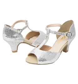 Child T-Strap Ballroom Shoe - Style No BL05