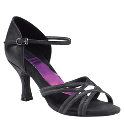 "Ladies ""Katusha"" 2.5"" Latin/Rhythm Ballroom Shoe - Style No BR137"