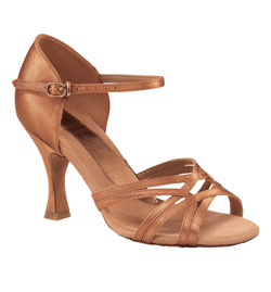 "Ladies ""Katusha"" 3"" Latin/Rhythm Ballroom Shoe - Style No BR138"