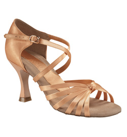 "Ladies ""Tatiana"" 2.5"" Latin/Rhythm Ballroom Shoe - Style No BR196"