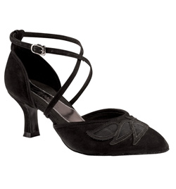 "Ladies ""Autumn"" 2"" Smooth Ballroom Shoe - Style No BR206"