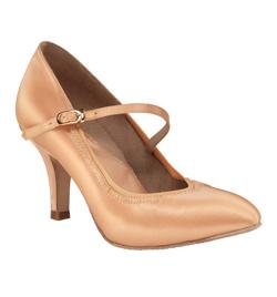 "Ladies ""Alyssa"" 2.5"" Standard Ballroom Shoe - Style No BR301"