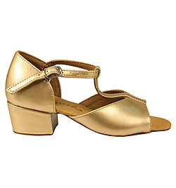 Marvelous Child Ballroom Shoe - Style No BR81L