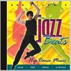 Jazz Beats Hip Dance Music CD - Style No BRCD-120