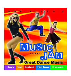Music Jam CD, Vol. 1 - Style No BRCD107
