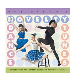 Novelty Dance Tunes CD - Style No BRCD111