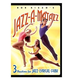 Jazz-A-Matazz with Bob Rizzo DVD - Style No BRRBP12DVD