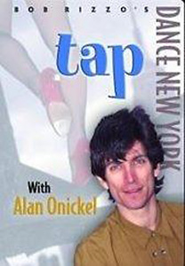 Dance New York - Tap with Alan Onickel DVD - Style No BRRBP17DVD