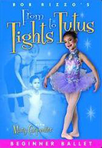 From Tights To Tutus: Beginner Ballet for Children DVD - Style No BRRBP59DVD