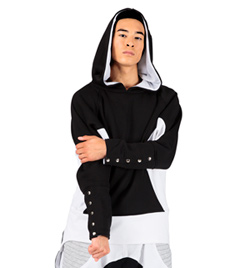 """The Flying Monk"" Hoodie Sweatshirt - Style No BSBF02M"