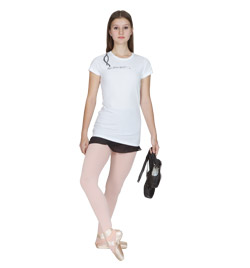 Pointe Shoe Passion T-Shirt - Style No BU02