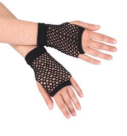 Short Fishnet Gloves - Style No C26991