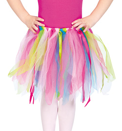 Child Tattered Tutu Skirt - Style No C28169x