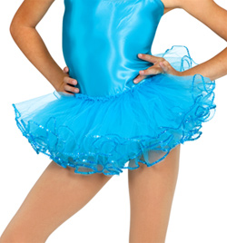 Sequin Trim Tutu - Style No C28222