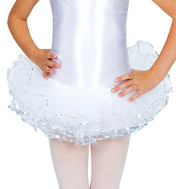 Toddler Sequin Tutu - Style No C28222S
