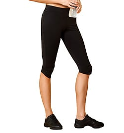 Adult Fitted Capri Leggings - Style No CA222
