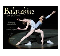 Balanchine 2014 Wall Calendar - Style No CAL11