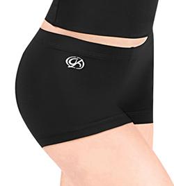 Girls DryTech Cheerleading Short - Style No CB501C