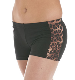 Adult Animal Trim Booty Shorts - Style No cb505