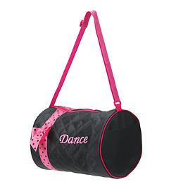 Polka Dot Dance Duffle - Style No CBG28213