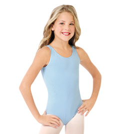 Child High Neck Tank Leotard  - Style No CC201C