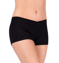 Adult Hipster Dance Shorts - Style No CC600