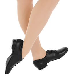 "Adult ""Fluid"" Lace Up Tap Shoe - Style No CG17"