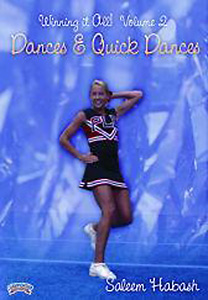 Winning it All! Volume 2 - Dances & Quick Dances DVD - Style No CHD2634B
