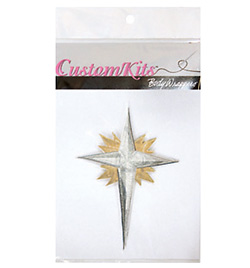 Custom Sew on Kits North Star Cross - Style No CK010