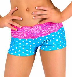 "Child ""Fancy Pants"" Dance Short - Style No CKB089"