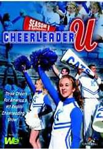 Cheerleader U: Season 1, 6 Episodes DVD - Style No CKN50006