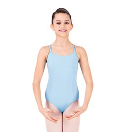 Child Camisole Leotard - Style No CL3667