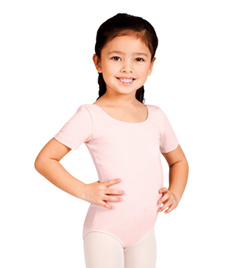 Child Scoop Front Leotard - Style No CL5402