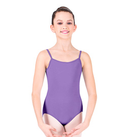 Child Thin Strap Camisole Leotard - Style No CL5407