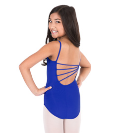 Child Camisole Leotard - Style No D179