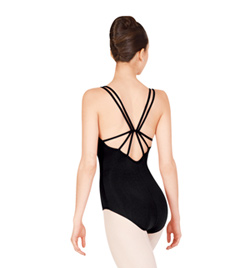 Double Strap Camisole Leotard - Style No D254