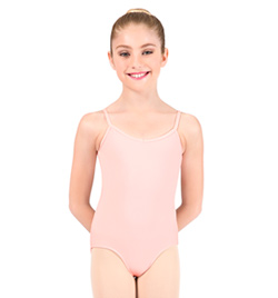 Child Camisole Leotard - Style No D5100C