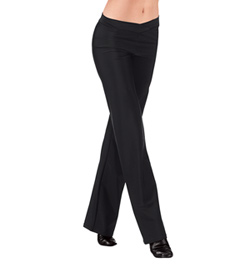 Adult V-Front Jazz Pant - Style No D5107