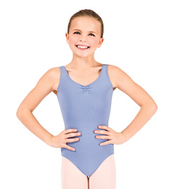 Child Sweetheart Tank Leotard - Style No D6500