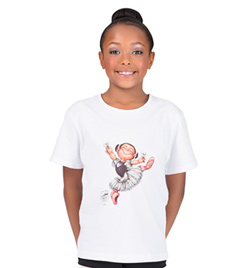 Child Giselle Girls T-Shirt - Style No DD10052