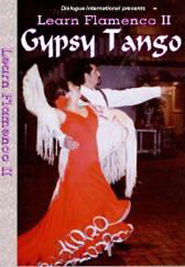 Learn Flamenco II - Gypsy Tango DVD - Style No DI02DVD