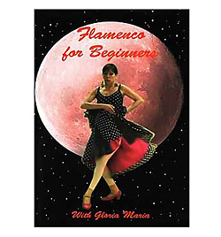 Flamenco for Beginners DVD - Style No DI03DVD