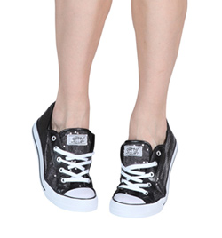 Sequin Low Top Sneaker - Style No DISCO