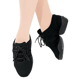 Child Canvas Dance Sneaker - Style No DS03C