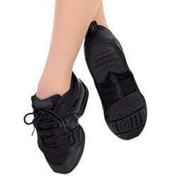 "Child ""Fierce"" Dance Sneaker - Style No DS11C"