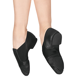"Adult ""E-Series"" Slip-On Jazz Shoe - Style No EJ2"