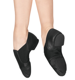 "Child ""E-Series"" Slip-On Jazz Shoe - Style No EJ2C"