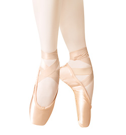 """Ensemble"" Pointe Shoe - Style No ENSEMx"