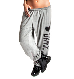 "Adult Sequin ""Dance"" Sweatpants - Style No FD0182"