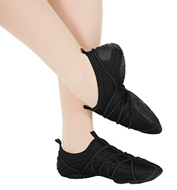 "Adult ""Freedom"" Slip-On Jazz Shoe - Style No FREE1"